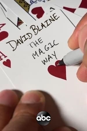 Image David Blaine: The Magic Way