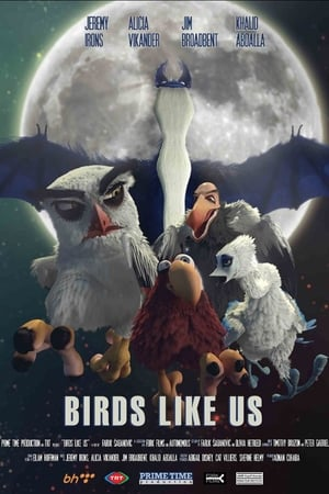 Image Birds Like Us