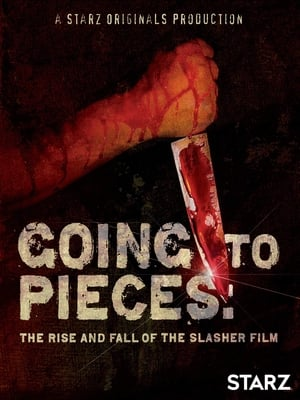 Image Going to Pieces: The Rise and Fall of the Slasher Film