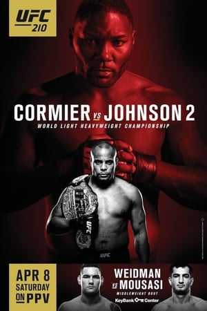 Image UFC 210: Cormier vs. Johnson 2