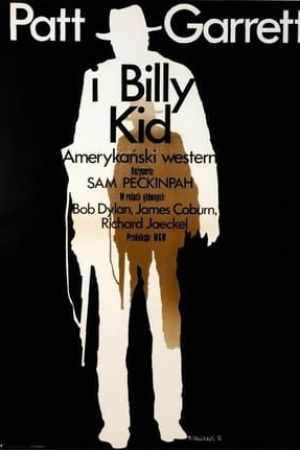 Image Pat Garrett i Billy Kid
