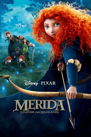 Image Merida - Legende der Highlands