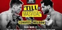 UFC Fight Night 147: Till vs. Masvidal 2019