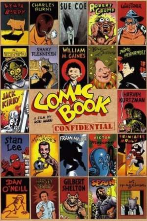 Image Comic Book Confidential