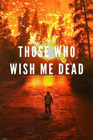 Poster Those Who Wish Me Dead 2020