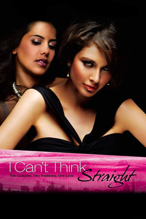 Poster I Can't Think Straight 2008
