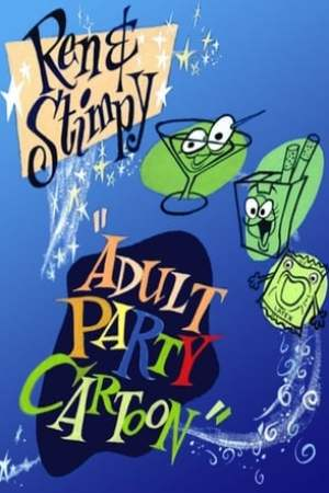 "Image Ren & Stimpy ""Adult Party Cartoon"""