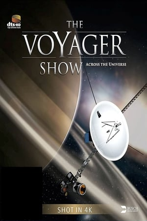Poster The Voyager Show - Across the Universe 2014