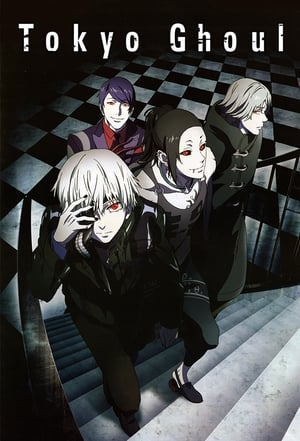 Poster Tokyo Ghoul 2014