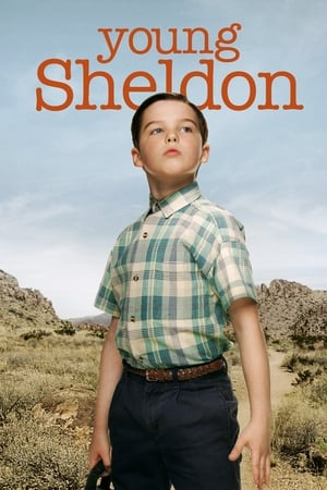Poster Young Sheldon 2017