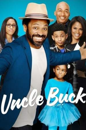 Poster Uncle Buck 2016