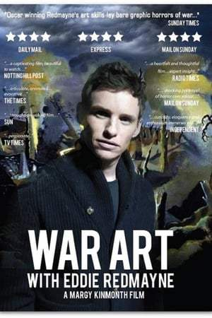 Image War Art with Eddie Redmayne