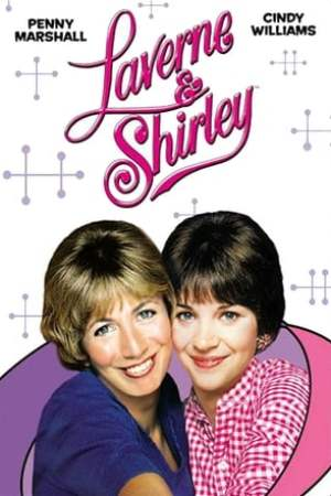 Poster Laverne & Shirley 1976