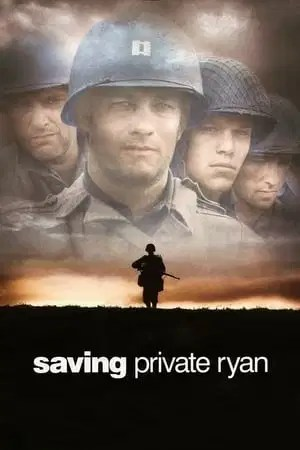 Poster Saving Private Ryan 1998