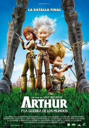 Ver Online Arthur y la guerra de los mundos