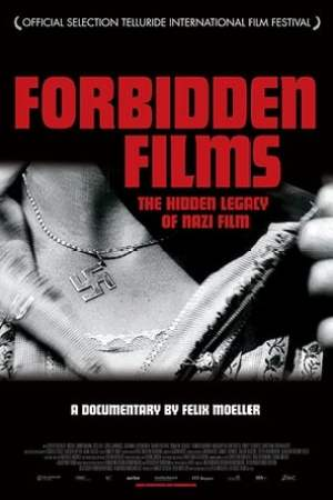 Poster Forbidden Films 2014