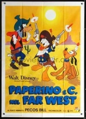 Image Donald Duck Goes West