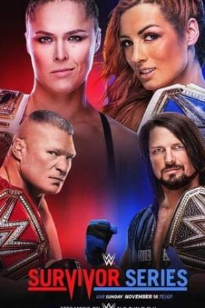 Image WWE Survivor Series 2018