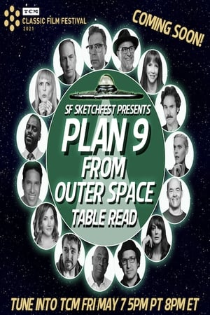 Image SF Sketchfest Presents PLAN 9 FROM OUTER SPACE Table Read