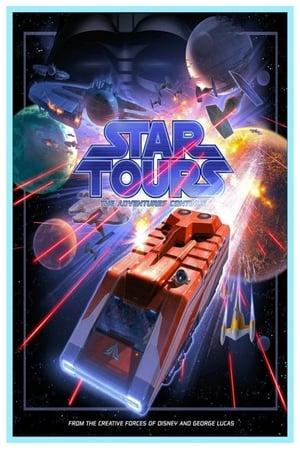 Star Tours 3D - The Adventures Continue