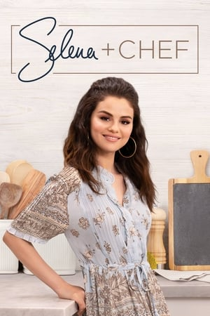 Poster Selena + Chef Season 2 Selena + JJ Johnson 2021