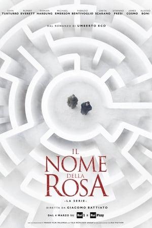 El nombre de la rosa poster