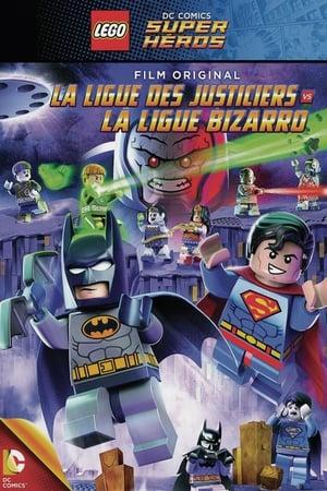 Lego DC Comics Super Héros - La Ligue des Justiciers contre la Ligue des Bizarro