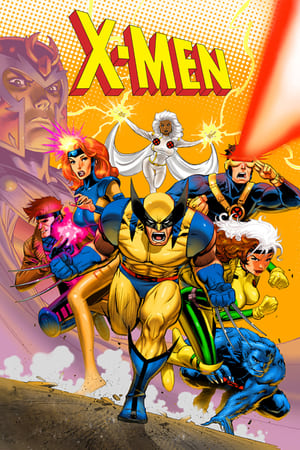 Image X Men, La Serie Animada