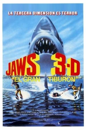 Ver Online Tiburón 3-D: El Gran Tiburón