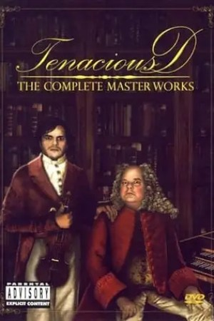 Image Tenacious D: The Complete Masterworks