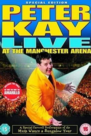 Image Peter Kay: Live at the Manchester Arena