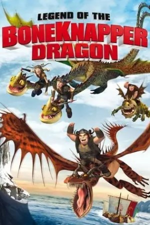Image Legend of the BoneKnapper Dragon