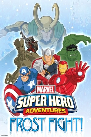 Image Marvel Super Heroes Adventures: Frost Fight