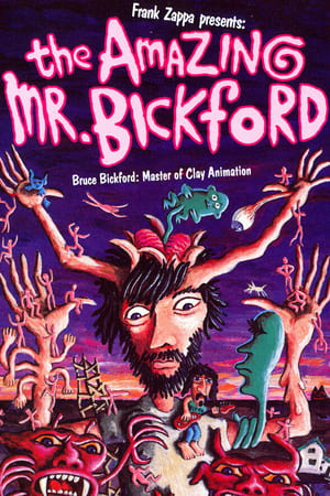 Image Frank Zappa presents: The Amazing Mr. Bickford
