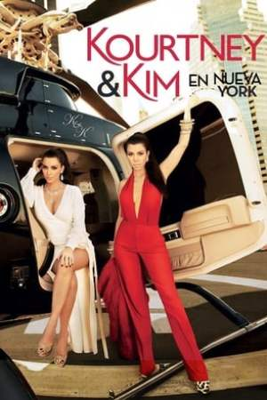 Image Kourtney y Kim en Nueva York