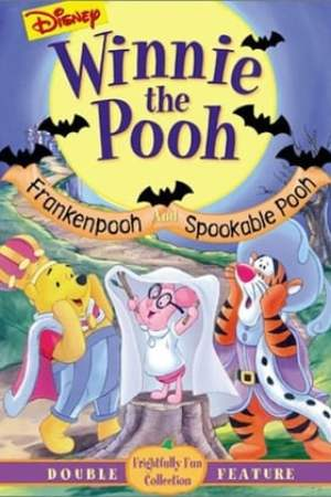 Image Winnie the Pooh - Frankenpooh and Spookable Pooh