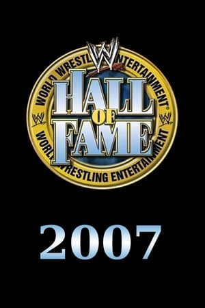 Image WWE Hall of Fame 2007