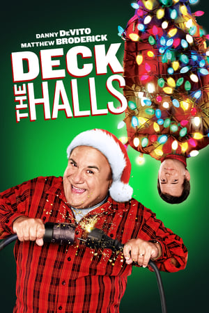 Poster Deck the Halls 2006