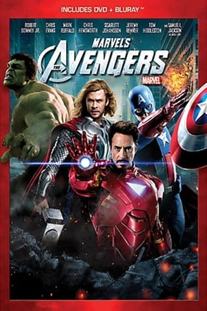 Image The Avengers: A Visual Journey