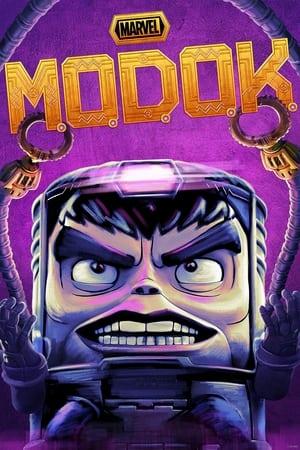 Marvel's M.O.D.O.K. 1x9 poster