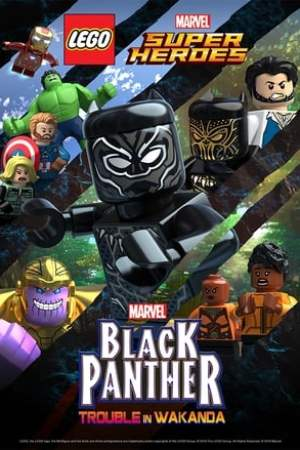 Image LEGO Marvel Super Heroes: Black Panther