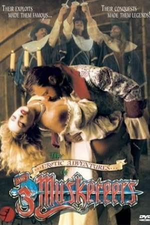 Image The Erotic Adventures of the Three Musketeers