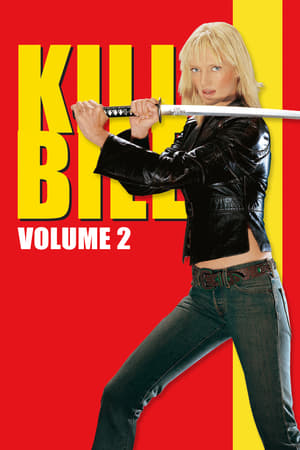 Poster Kill Bill: Vol. 2 2004