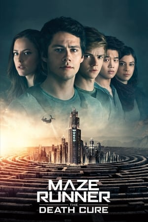 Poster Maze Runner: The Death Cure 2018