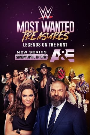 Image WWE's Most Wanted Treasures