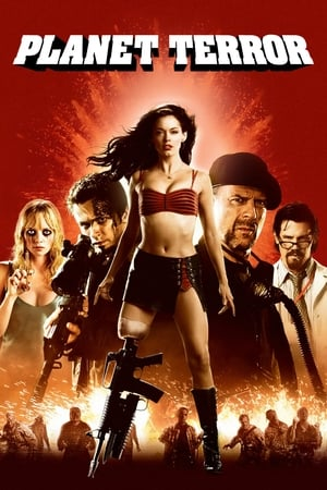 Poster Planet Terror 2007