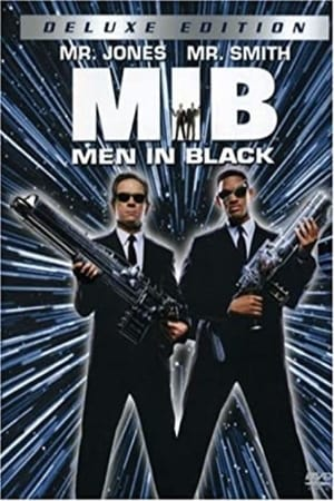 Poster The Making of Men in Black 1997