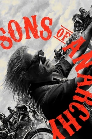 Poster Sons of Anarchy Season 7 Suits of Woe 2014
