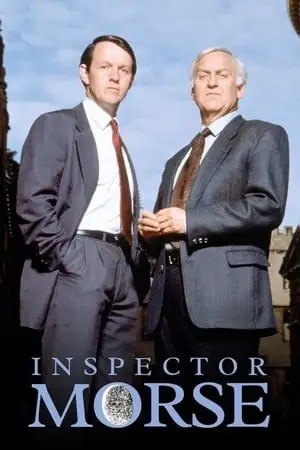 Poster Inspector Morse 1987