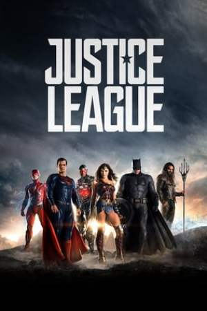 Poster Justice League 2017